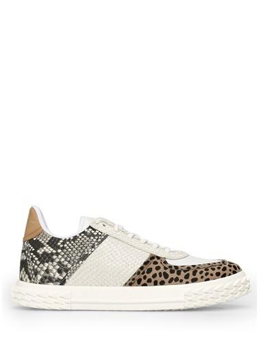 Giuseppe Zanotti Sneakers Leopar